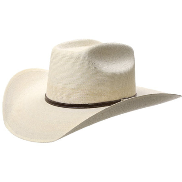 Hats - Atwood Kaycee Brick Crown Straw Hat - Atwood - Mock Brothers Saddlery and Western Wear