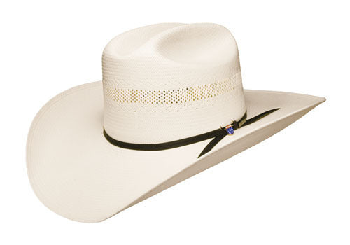 Hats - Resistol Big Money Natural Straw Hat - Resistol - Mock Brothers Saddlery and Western Wear
