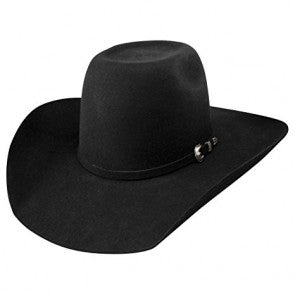 Hats - Resistol Tuff Hedeman Pay Window Felt Hat - Resistol - Mock Brothers Saddlery and Western Wear
