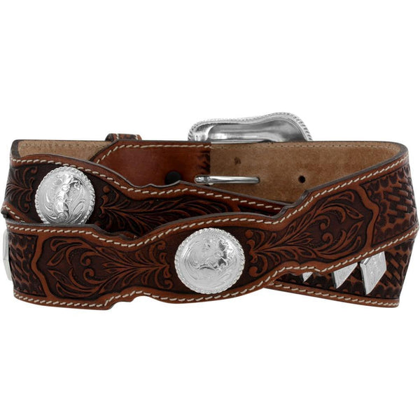 Belts - Stllwtr Men's Crk Tony Lama/C42464 - Tony Lama - Mock Brothers Saddlery and Western Wear