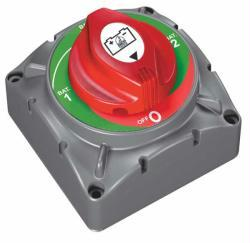 BEP 721 Heavy Duty Switch ON-BOTH-ON-OFF Up To 500AMPS - Manninen Marine