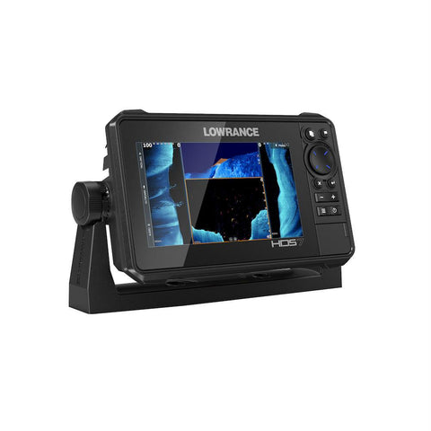 Lowrance HDS7 Live With 3-In-1 Transducer