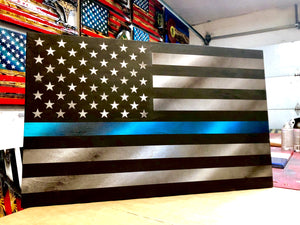 "Midnight ""Thin Blue Line"" Series"