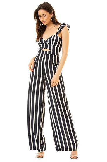Always Ready Jumpsuit Navy