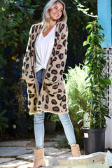 Wild One Leopard Cardigan