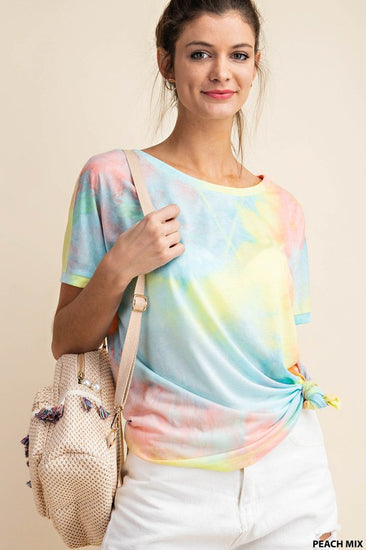 Candy Land Tie Dye Tee