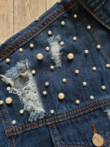 Pearl Perfection Denim Jacket
