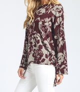 Floral Perfection Long Sleeve