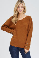 The Pumpkin Spice Sweater