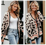Give a Little Love Cheetah Cardigan