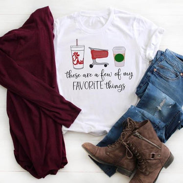 Favorite Things Tee