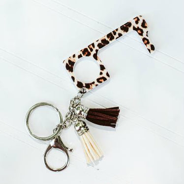 No Touch Door Opener Keychain
