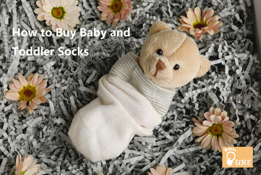 How to Buy Baby and Child Socks
