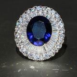 Royal Blue Ring