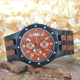 Luxury Wood Timepiece