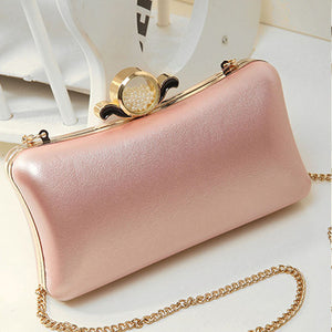 Pearl Accented Purse