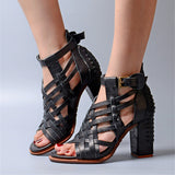 The Tisha - Women's Gladiator Sandal
