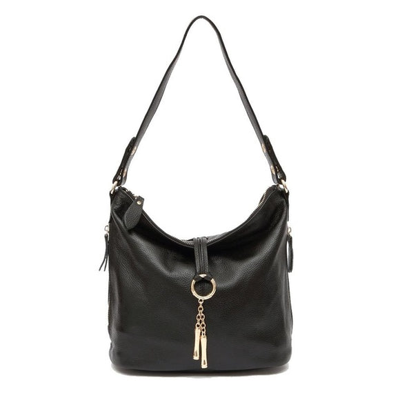 Leandra - Leather Handbag