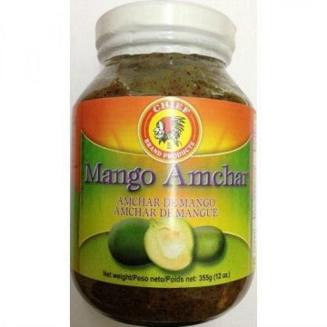 Chief Mango Amchar  375g (12oz)