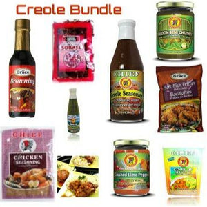Chief Creole Flavor Bundle for the Holidays