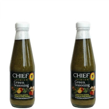 Chief Green Seasoning for all your fall cooking