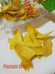 Plantain Strips - Plantain Chips - Simply Caribbean