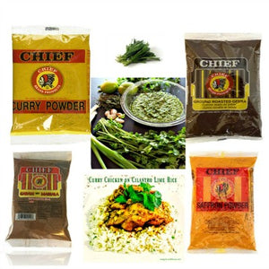 The Ultimate Simply Curry Bundle with Recipe $14.99