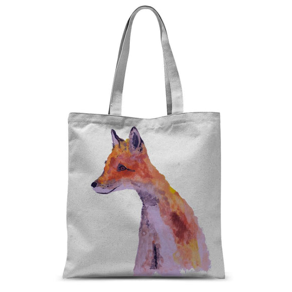 FOXY Sublimation Tote Bag
