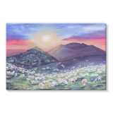 MEADOW Print on Canvas
