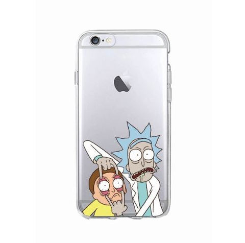 buy popular bcc11 75be1 Rick And Morty (iPhone Cases)