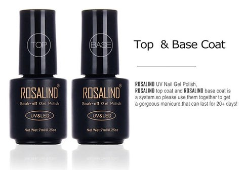 Our Top And Base Coat