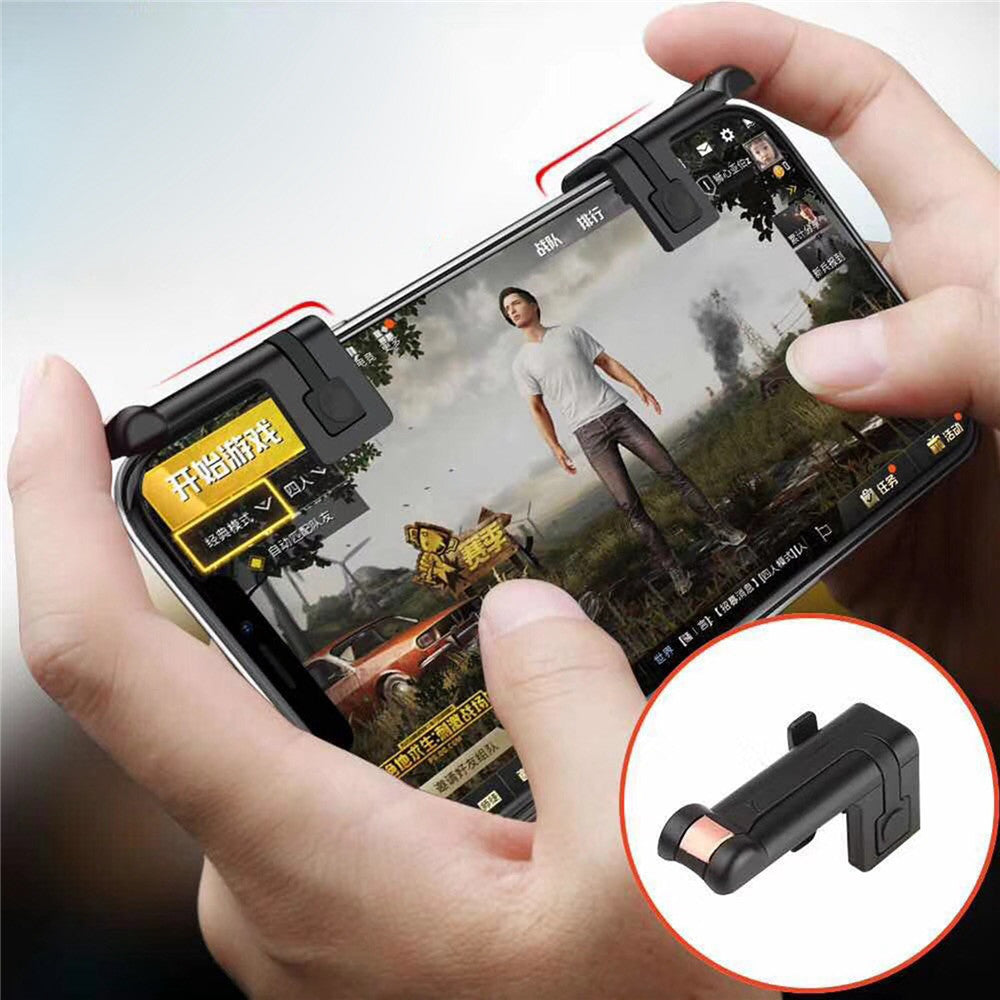 L1R1 Button Trigger (Mobile Phones) - Kangaroo Buddy