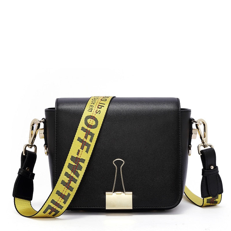 Off-White™ TM WILL Ladies Clipper Bag