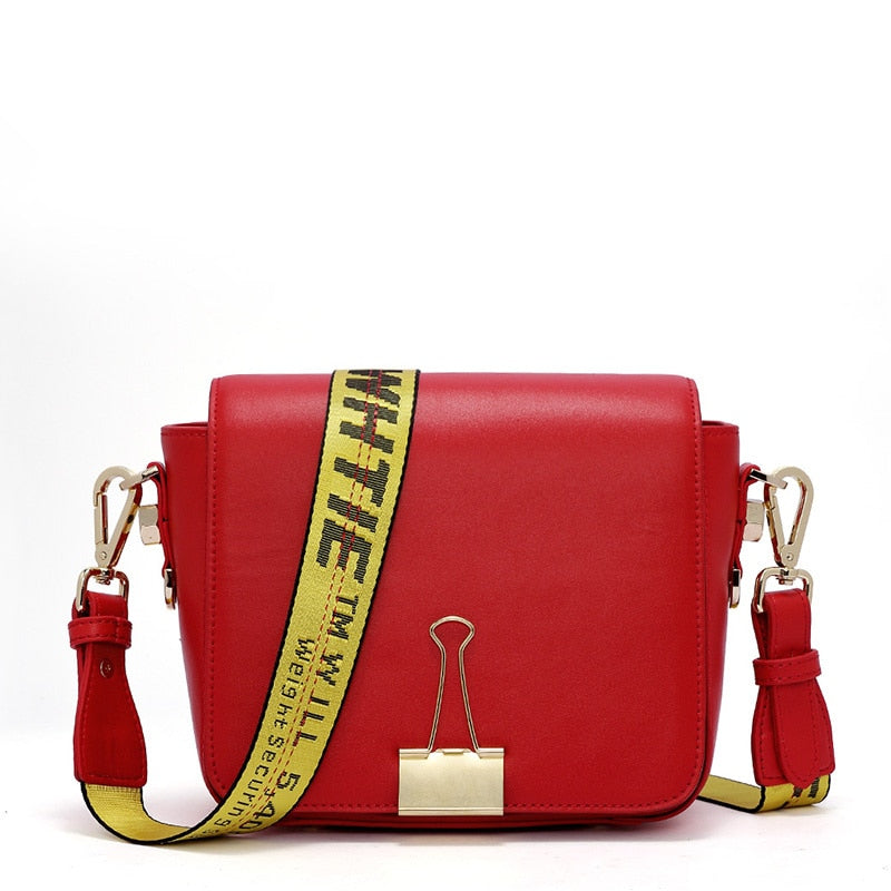 Off-White™ TM WILL Ladies Clipper Bag - Kangaroo Buddy