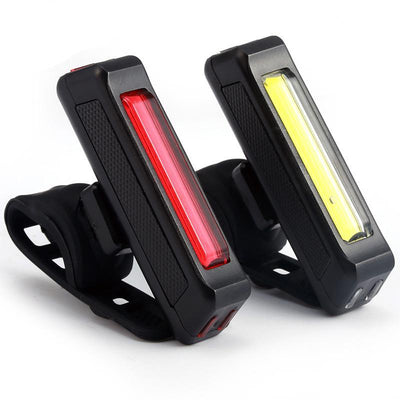 Rechargeable Bicycle Rear Light