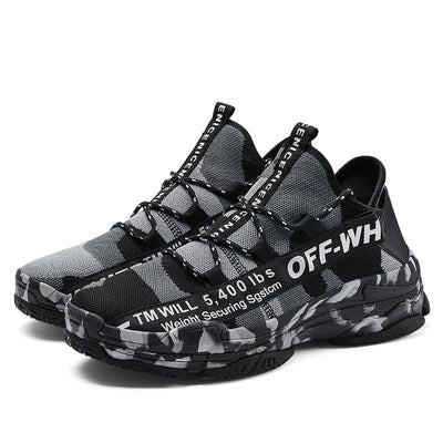 Off White™ TM WILL Human Race Superstar Sneakers