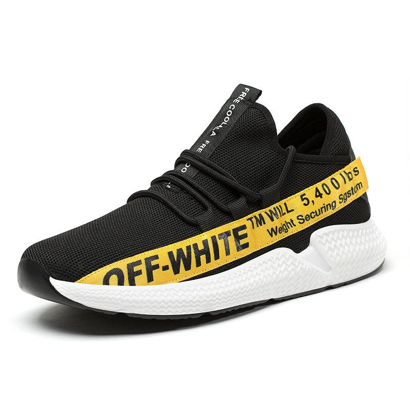 Off White™ TM WILL 5400 Breathable Sneakers - Kangaroo Buddy