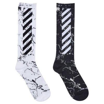 Off White TM WILL Compression Socks