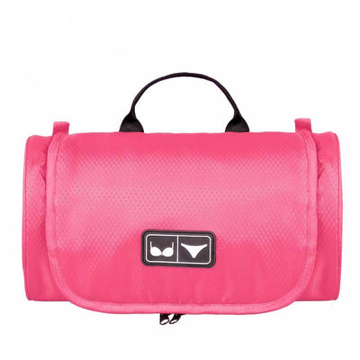 Polyester Women Travel Bra Bag