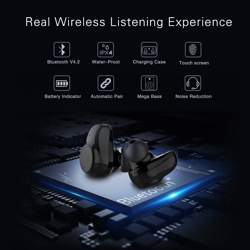 Genesis X7™ (Mini In-Ear Wireless Bluetooth) - Kangaroo Buddy