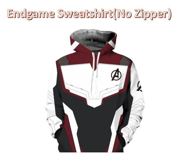 Avengers Endgame Hoodie / Sweatshirt / Advance Tech / Jacket / T-Shirts / Pants - Kangaroo Buddy