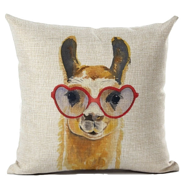 Kangaroo Cushion Pillowcase - Kangaroo Buddy