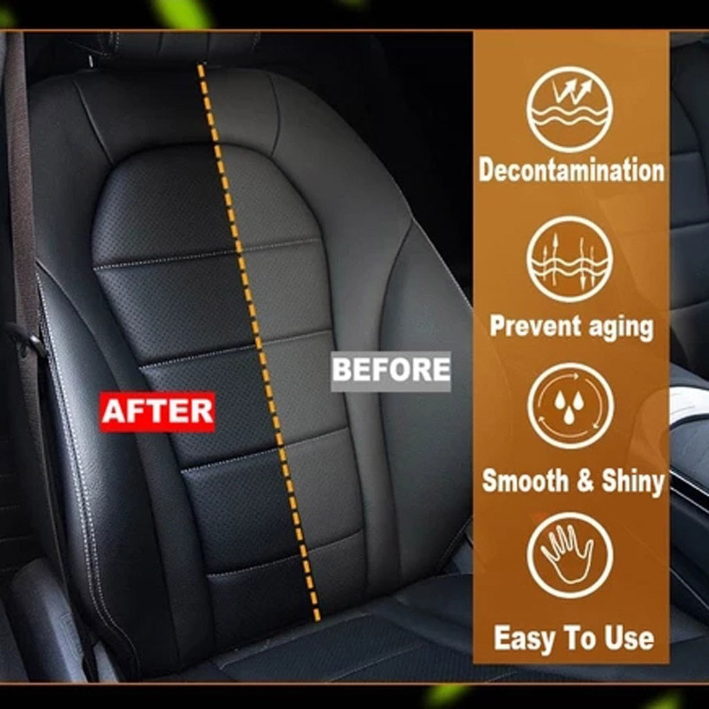 Automotive Interior Leather Coating by Youliku