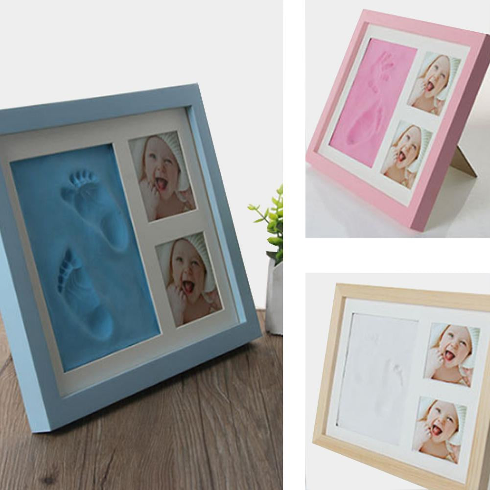 Baby Growth Memorial Gift (Frame + Clay set) - Kangaroo Buddy