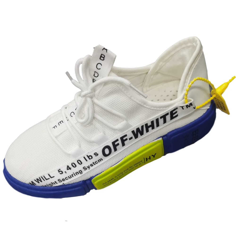 1-For 1 Off White TM Will Sneakers - Kangaroo Buddy