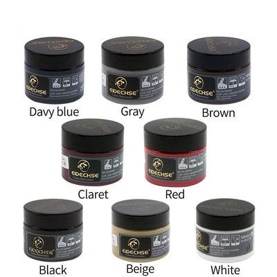 Leather Recoloring Balm by Eidechse