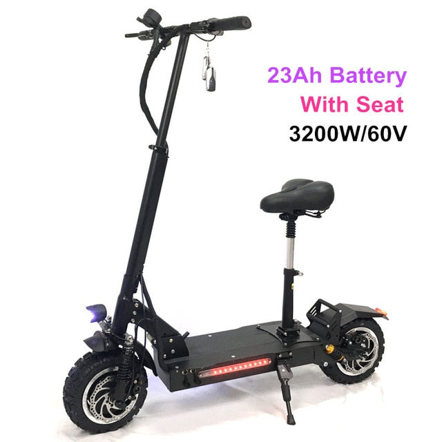 2019 Powerful Foldable Electric Scooter - Kangaroo Buddy
