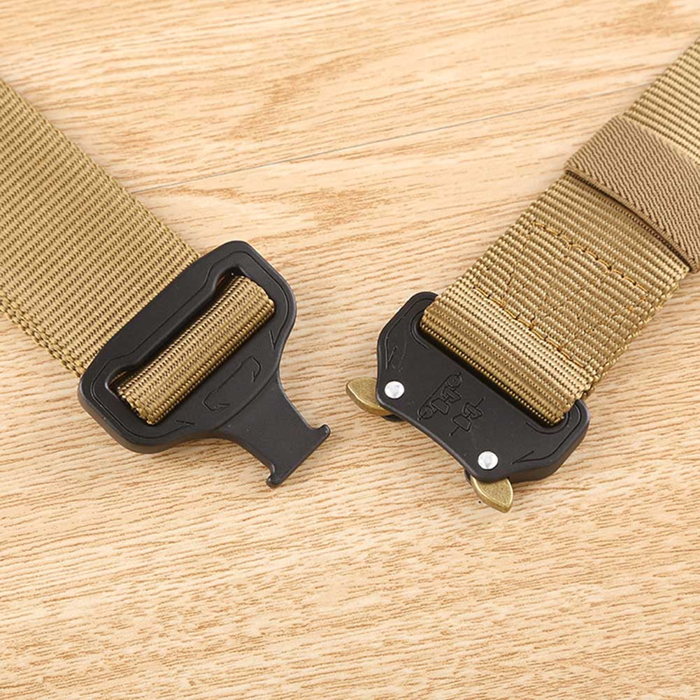 Heavy Duty Tactical Belt - Kangaroo Buddy