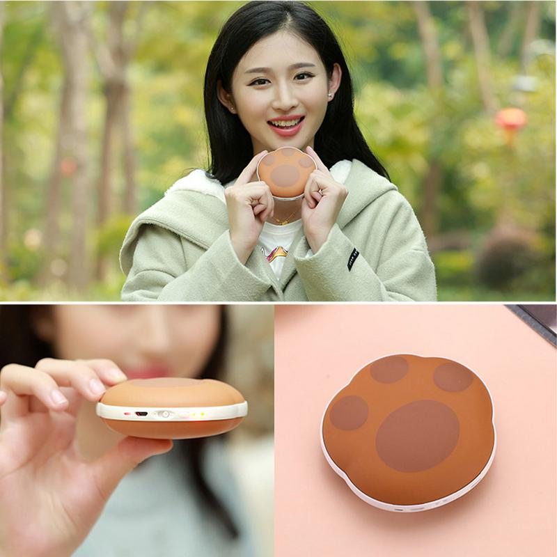 Stella™ Cute Rechargeable Hand Warmer - Kangaroo Buddy