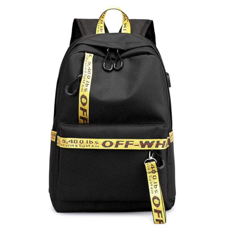 Off-White™ TM WILL Ribbon Softpack - Kangaroo Buddy